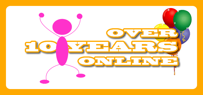 10 Years Online