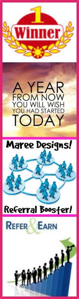 Maree Designs Co-op. Sign up Via Random Team Leader.