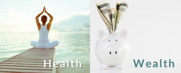 TURN YOUR HEALTH INTO WEALTH WITH DAILY PAY!
